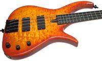 Manson John Paul Jones Signature Bass close up