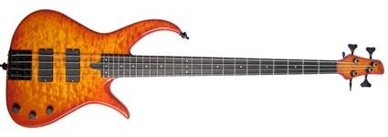 Manson John Paul Jones Signature Bass