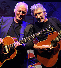 Roger Waters and David Gilmour Plan Surprise Reunion