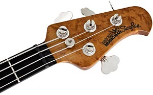 Gear Watch: Music Man Roasted Maple Necks