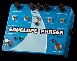 Gear Review: Pigtronix EP2 Envelope Phaser