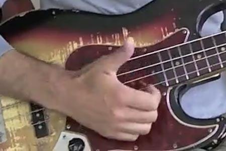Slap Bass 101: Part 4 – Right Hand Pluck/Pop