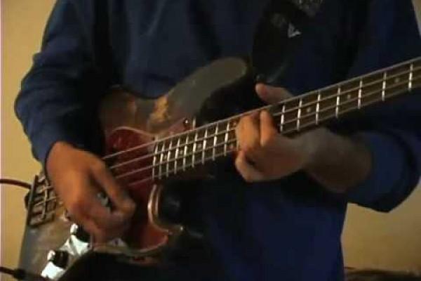 Bobby Vega Bass Solo
