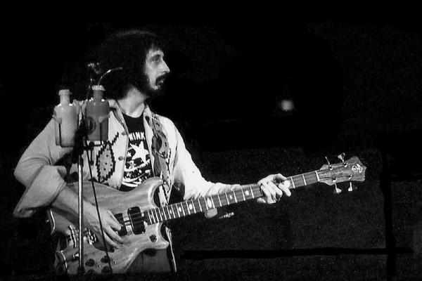 "John Entwistle: ""Summertime Blues"" Live Isolated Bass"