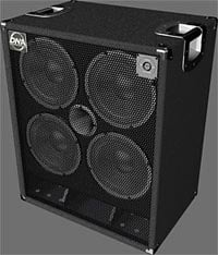 Gear Watch: David Nordshcow Amplification DNS Series Bass Cabinets