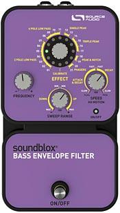Gear Watch: Source Audio Soundblox Bass Envelope Filter