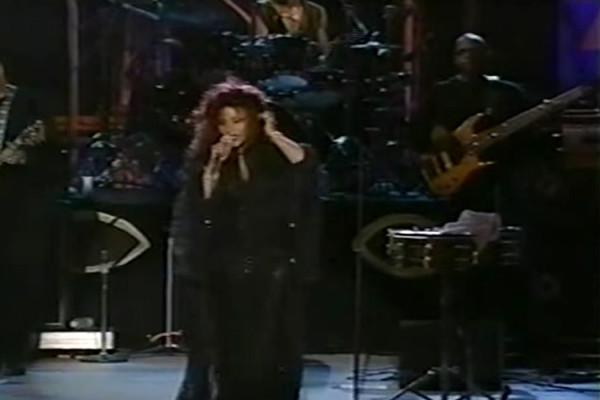 Melvin Lee Davis with Chaka Khan, Live (1996)