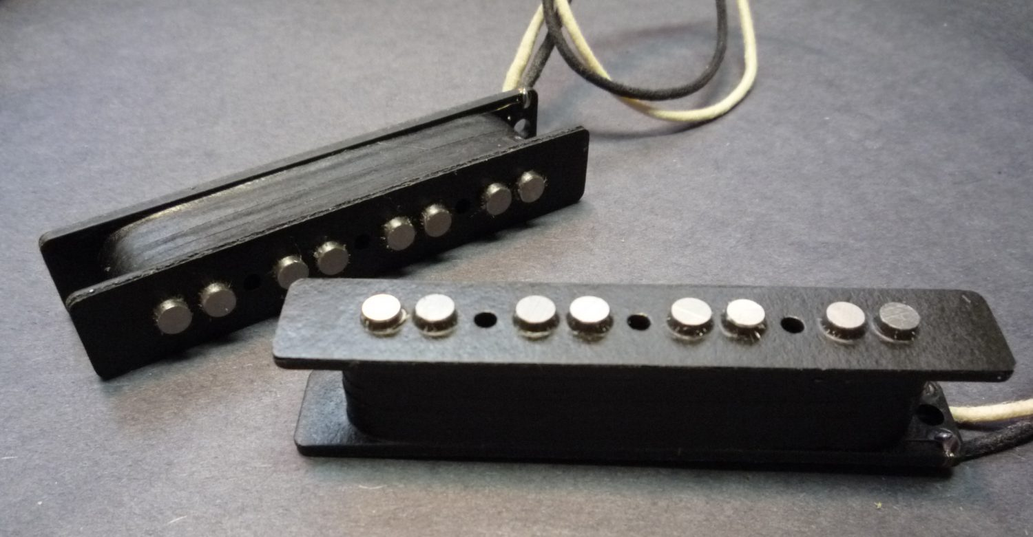 Bass Pickups: A Guide to Formulating Your Sound – No Treble