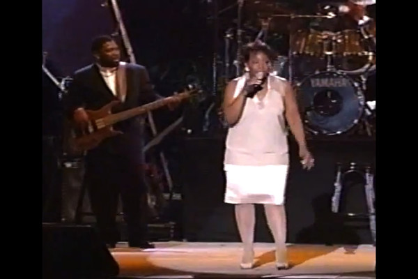 Andrew Gouche: Live with Gladys Knight (1995)