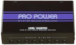 Gear Watch: Carl Martin Pro Power