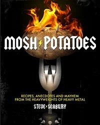 Mosh Potatoes: The Heaviest Cookbook Ever