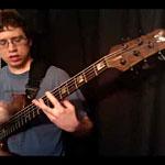 "Blake Branch: ""Raspberry Heaven"" Solo Bass Arrangement"