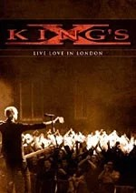 "King's X Releases ""Live In London"""