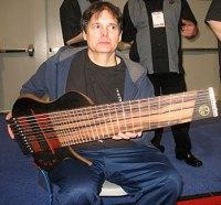 Prat 12 String Bass
