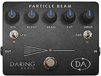Daring Audio Debuts with Bass Effects Pedal Line