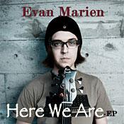 "Evan Marien Releases ""Here We Are"" EP"