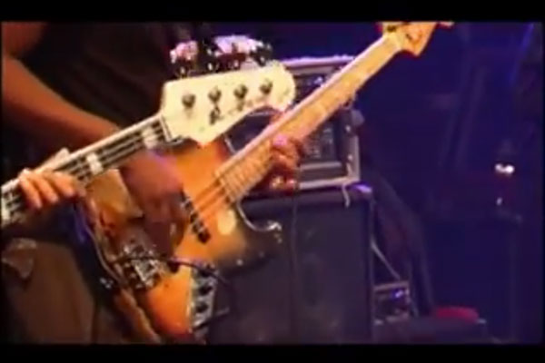 Bass Jam: Matthew Garrison, Darryl Jones, Mike Pope, Linley Marthe and Pippo Matino (2004)