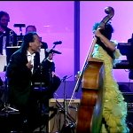 Esperanza Spalding and Bobby McFerrin Duet at Grammys