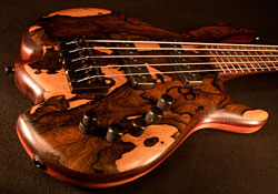 Wyn Guitars custom bass