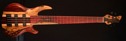 Wyn Guitars custom bass