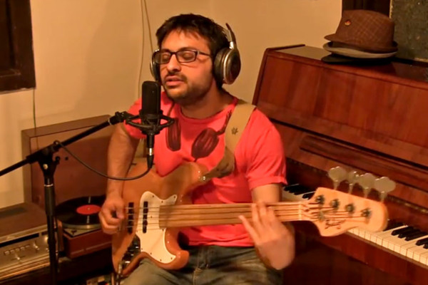 Adam Ben Ezra: Tumbada – Singing With My Bass