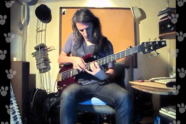 The Pink Panther: Solo Bass Performance