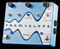 Pigtronix Introduces Tremvelope