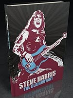 New Steve Harris Book Released
