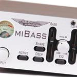 Ashdown Engineering Debuts MiBass Amp Head