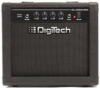 DigiTech Debuts New Line of Amps