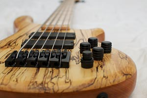 Custom Shop: JC Basses