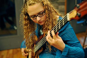 Reader Spotlight: Mina Burnside
