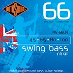 Rotosound Introduces 45-100 Gauge Nickel String Set to Swing Bass Range