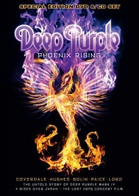 "Deep Purple ""Phoenix Rising"" DVD Released"
