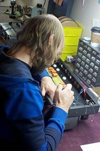 Verellen Amplifiers Mike Allen