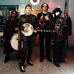Bela Fleck & The Flecktones Add Dates to Rocket Science Tour