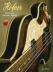 "Höfner Violin ""Beatle"" Bass Book – 2011 Edition"