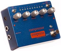 Empress Effects Compressor Pedal