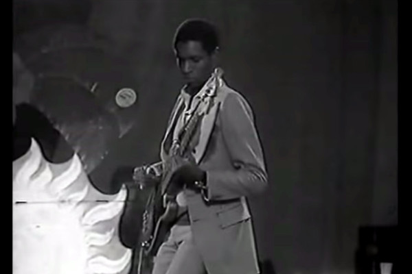 The First Barbarians with Willie Weeks: Shirley, Live (1974)