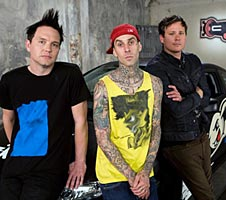 Blink-182 to Headline Honda Civic 2011 Tour