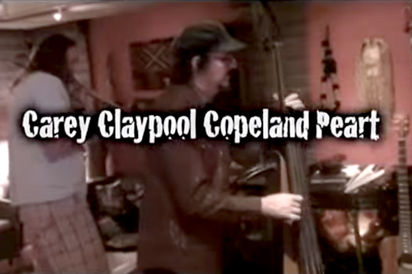 Les Claypool Forms Supergroup with Neil Peart, Stewart Copeland and Danny Carey