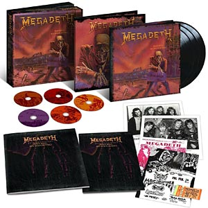 "Megadeth's ""Peace Sells… But Who's Buying"" Re-mastered for 25th Anniversary Edition"