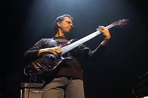 Alain Caron: D-Code Live