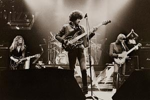 Thin Lizzy Reissues Bad Reputation, Black Rose and Chinatown