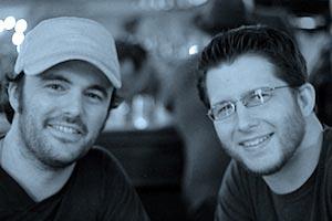 Janek Gwizdala and Justin Vasquez