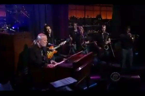 Gregg Allman: Just Another Rider, Live with Jerry Jemmott