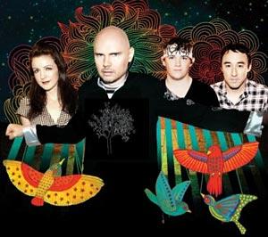 Smashing Pumpkins Announce Tour, New Album Details