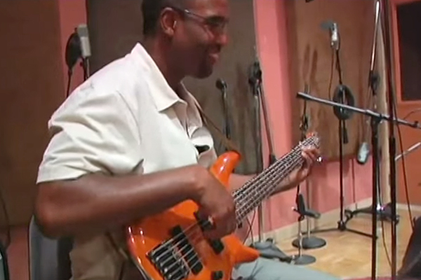 "Studio Jam: ""Watermelon Man"" with Gerald Veasley"