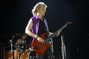 Aerosmith: Sweet Emotion (Tom Hamilton Bass Solo)