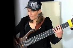 Ariane Cap: Bach Improvisation and Badinerie